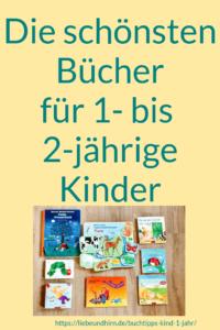 Allererste Bücher für Kinder, unsere Lieblingsbücher