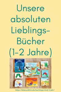 Rezensionen für Kinderbücher, Lieblingsbücher für Kleinkinder