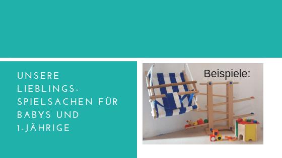 Geschenkideen für Babys und Kinder 1 Jahr, Lieblingsspielzeug für Kinder