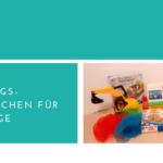 Spielsachen für Kinder zum 2. Geburtstag, Geschenkideen und Anregungen