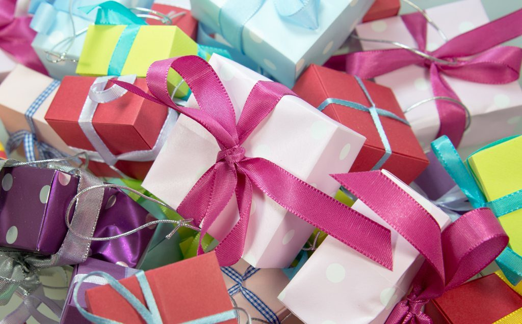 Individuelle geschenkideen