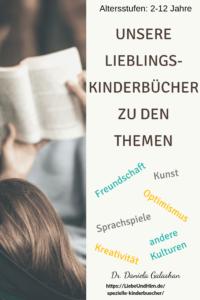 Buchtipps, Rezensionen und Buchvorstellungen zu bestimmten Themen für Kinder