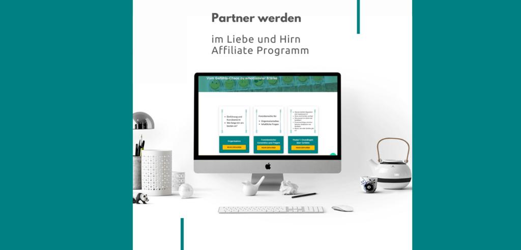 Partnerprogramm Liebe und Hirn.de