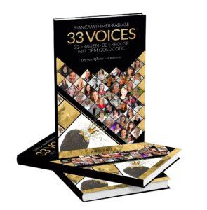 Buch 33 voices Heartseller