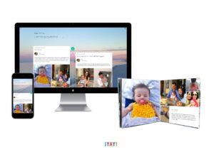 Sicheres Onlinetagebuch für Familien