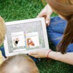 Onlinetagebuch für sichere Erinnerungen an die Kindheit